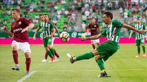 Nhan dinh Ferencvaros vs Midtjylland 02h00 ngay 147 (So loai Europa League 201718) hinh anh