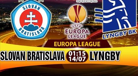 Nhan dinh Slovan Bratislava vs Lyngby 01h15 ngay 147 (So loai Europa League 201718) hinh anh