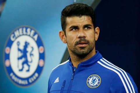Diego Costa lieu co o lai Chelsea trong boi canh ca hai deu can nhau?