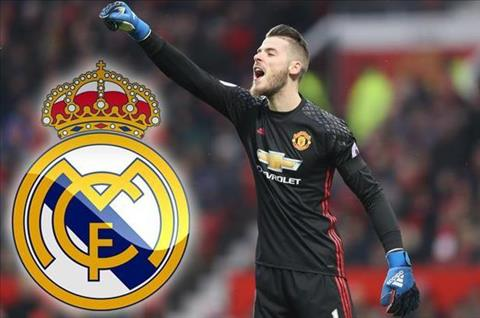 Thu mon David de Gea chac chan gia nhap Real Madrid hinh anh