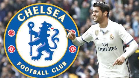 Morata phu Real, chon Chelsea vi xuat sac nhat the gioi hinh anh