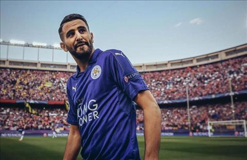 Tien ve Riyad Mahrez tu choi Roma chon Arsenal hinh anh