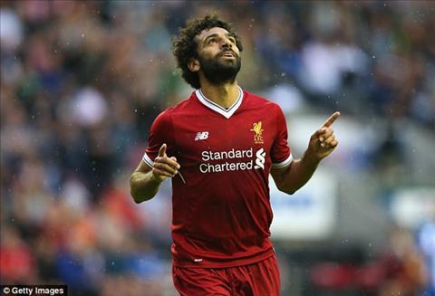 Tong hop Wigan 1-1 Liverpool (Giao huu he 2017) hinh anh