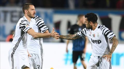 He lo vu cai va tran chung ket Cup C1 khien Bonucci dut tinh voi Juventus hinh anh