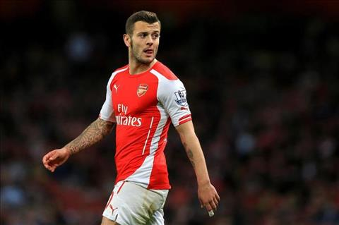 Wenger chua quyet dinh tuong lai tien ve Jack Wilshere hinh anh