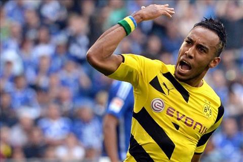 Nguyen nhan chinh khien Barca tu choi vu Aubameyang tu Dortmund hinh anh