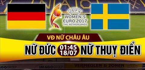 Nhan dinh Nu Duc vs Nu Thuy Dien 01h45 ngay 187 (Euro 2017) hinh anh