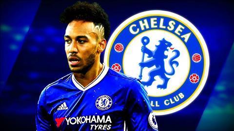 Chelsea chi dam cho tien dao Aubameyang hinh anh 2