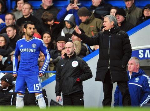 Klopp muon tan binh Salah choc ngoay Mourinho hinh anh