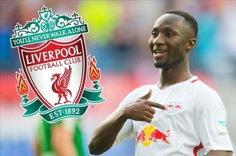 Liverpool bat ngo duoc Leipzig mo duong vu Naby Keita hinh anh