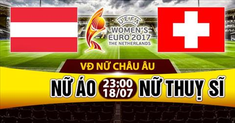 Nhan dinh Nu Ao vs Nu Thuy Sy 23h00 ngay 187 (Euro 2017) hinh anh