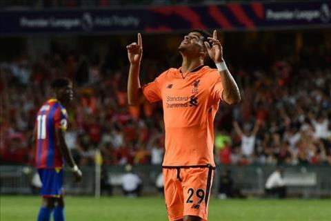 Tong hop Liverpool 2-0 Crystal Palace (Giao huu) hinh anh