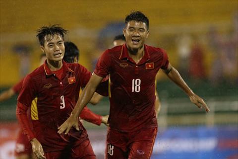 U22 Viet Nam 4-0 U22 Timor Leste Troi mua thi mac troi mua hinh anh 4