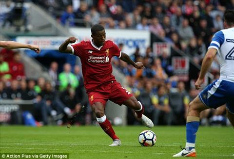 Georginio Wijnaldum muon Liverpool thi dau on dinh hon.