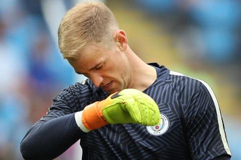 Huyen thoai Gerrard canh bao mot doi tuyen Anh khong Joe Hart hinh anh