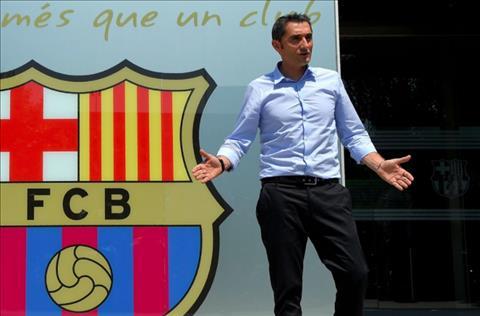 Goc Barca Chuyen nhuong that bat va noi niem cua Valverde hinh anh 2