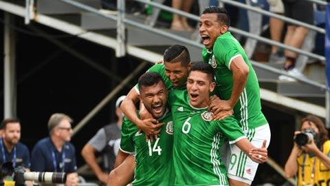 Nhan dinh Mexico vs Honduras 09h30 ngay 217 (Gold Cup 2017) hinh anh