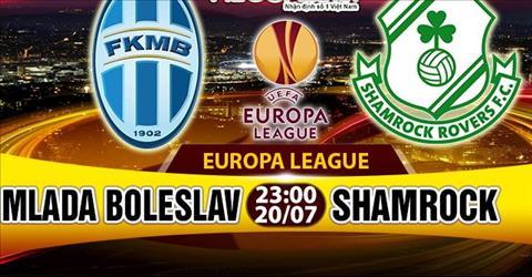 Nhan dinh Mlada Boleslav vs Shamrock 23h00 ngay 207 (So loai Europa League) hinh anh