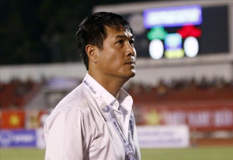 HLV Huu Thang U22 Viet Nam khong chu truong thu hoa Han Quoc hinh anh