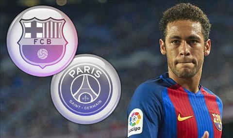 Dong doi ran de Neymar ve y dinh roi bo Barcelona hinh anh