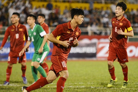 U22 Viet Nam 8-1 U22 Macau Thang to nhung chua the het lo hinh anh 2