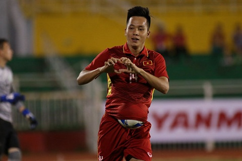 U22 Viet Nam 8-1 U22 Macau Thang to nhung chua the het lo hinh anh