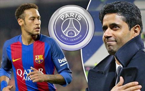 Barca tuyet vong trong no luc giu chan Neymar hinh anh
