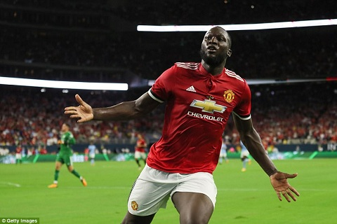 Lukaku Man United