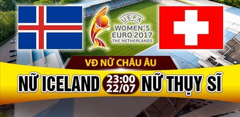 Nhan dinh Nu Iceland vs Nu Thuy Sy 23h00 ngay 227 (Euro 2017) hinh anh