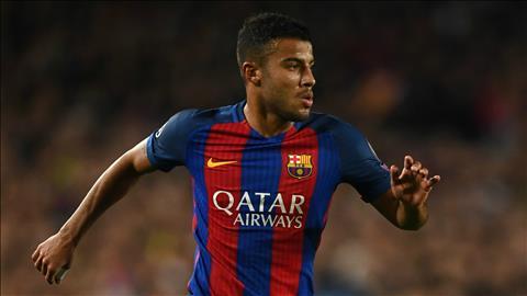 Barca san sang nha tien ve Rafinha cho Arsenal hinh anh 2