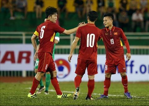 Xem truc tiep U23 Viet Nam vs U23 Han Quoc o dau hinh anh