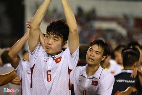 U22 Viet Nam co the gap lai Han Quoc tai VCK U23 chau A 2018 hinh anh