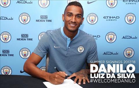 Hau ve Danilo muon vo dich UCL cung Man City hinh anh