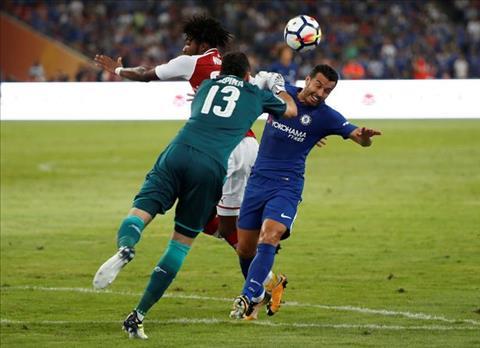 Juventus len ke hoach hoi mua tien dao Pedro hinh anh
