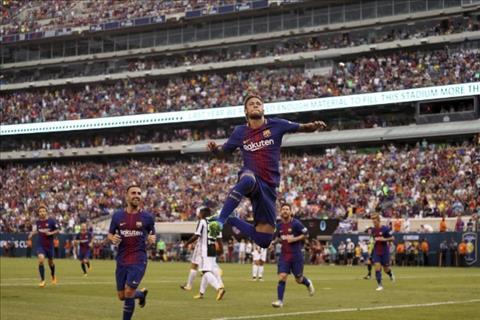 Pique tiet lo tuong lai tien dao Neymar hinh anh