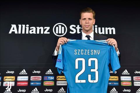 Arsenal ban Szczesny Sai lam lon nhat cua Wenger mua he nay hinh anh