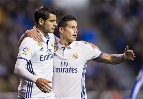 James Tien dao Alvaro Morata da dung khi roi Real hinh anh 2