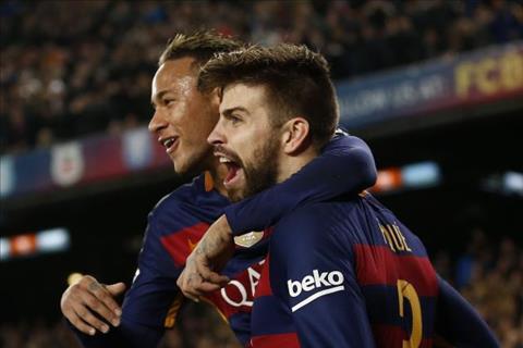 Pique tiet lo tuong lai Neymar hinh anh 2