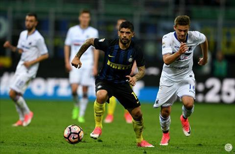 Tong hop Inter Milan 1-0 Lyon (ICC 2017) hinh anh