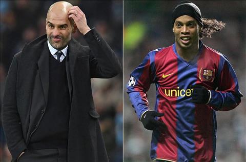 Goc nhin Voi Guardiola, Aguero dang la Ronaldinho cua 9 nam truoc hinh anh