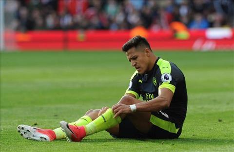 Man City tung don quyet dinh vu tien dao Alexis Sanchez hinh anh 2
