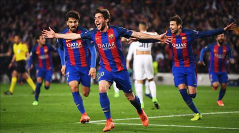 Tin nong chuyen nhuong ngay 118 MU san sang giai phong Sergi Roberto khoi Barca hinh anh