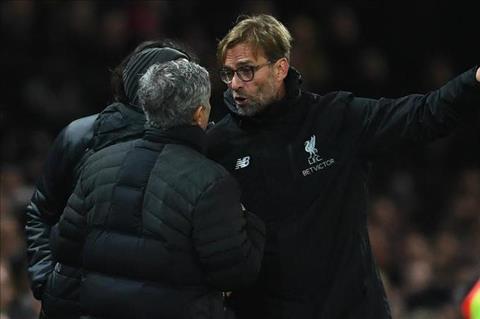 Klopp va Mourinho