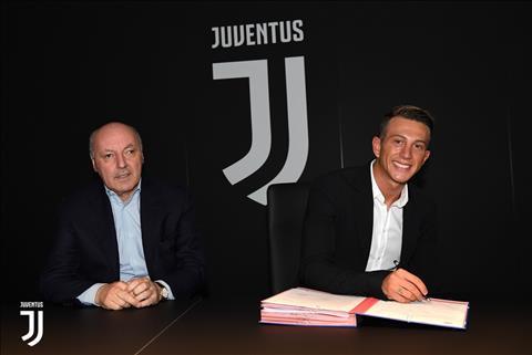 Juventus CHINH THUC chieu mo tien ve 40 trieu Euro