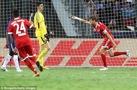 Tong hop Chelsea 2-3 Bayern Munich (ICC 2017) hinh anh