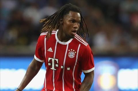 Bayern khong ban tien ve Renato Sanches cho AC Milan hinh anh