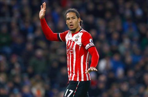 Liverpool can mua trung ve Virgil van Dijk hinh anh 3
