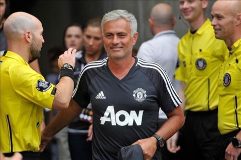 Mourinho MU la ung vien vo dich Premier League mua toi hinh anh