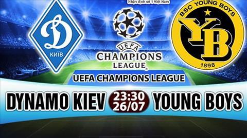 Nhan dinh Dynamo Kiev vs Young Boys 23h30 ngay 267 (So loai Champions League) hinh anh