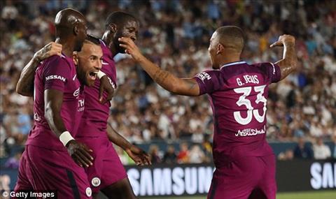 Tong hop Man City 4-1 Real Madrid (ICC 2017) hinh anh